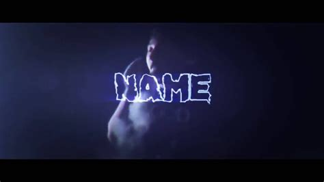 smoke templates for after effects cool smoke artist after effects intro template youtube