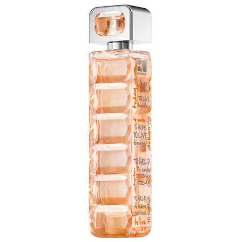 Parfum Hugo Orange orange charity edition hugo perfume a