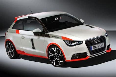 Audi Competition Aufkleber by Audi A1 Competition Kit Der Kleine Flitzer Im Hei 223 En