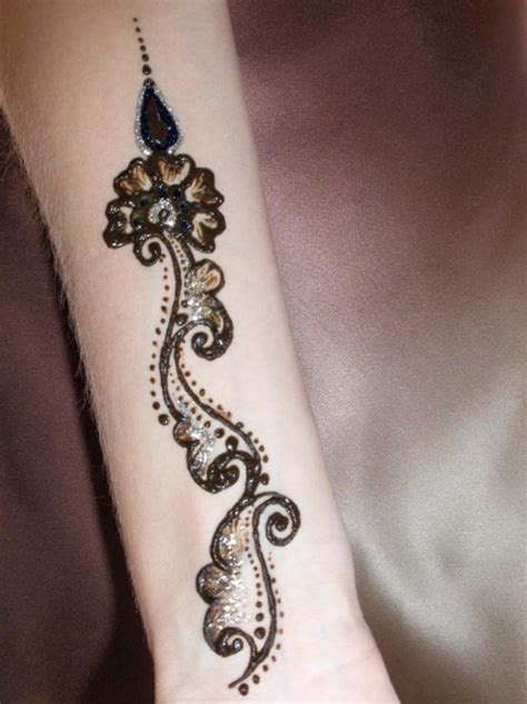 30 most stylish arms mehndi designs for special events