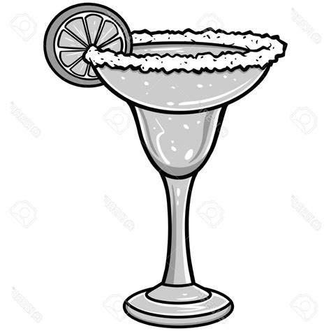 margarita illustration best margarita illustration design vector library