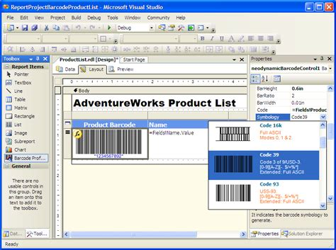 microsoft sql server reporting services free download ms sql reporting services barcode net