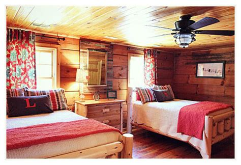 log cabin bedroom decorating ideas log cabin decorating bedroom traditional with bed vintage