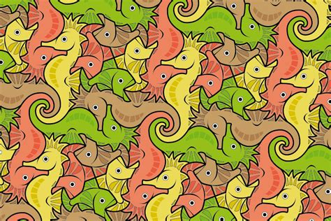 animal tessellations animal tessellation pictures to pin on