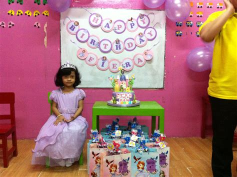 princess fieras birthday party  urban mama
