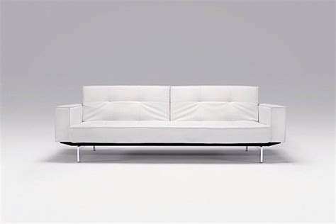 Oz Sofa Bed Floor Sle Oz Deluxe Sofa Bed White By Innovation