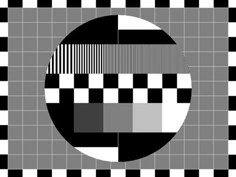 test pattern black and white 17 best images about print tests on pinterest canon tvs