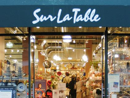 Sur La Table The Grove by Smith Mall Adding 5 New Stores Island