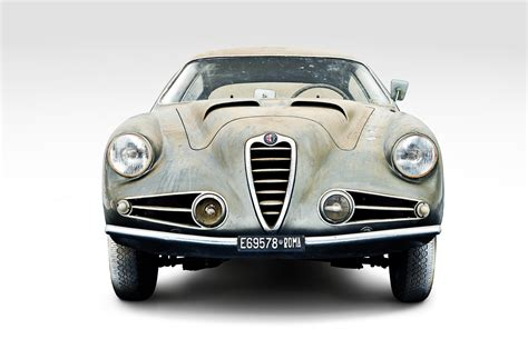 1954 alfa romeo 1900 super sprint zagato buried treasure