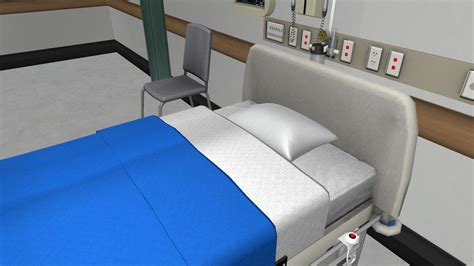 making an occupied bed making an unoccupied bed nursesim