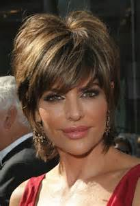 rinna haircut version lisa rinna shag haircut short hairstyle 2013