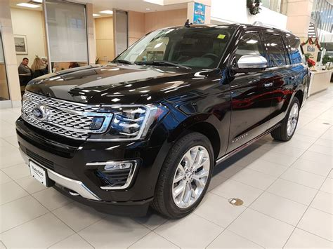 new ford 2018 expedition new 2018 ford expedition platinum 4 door sport utility in