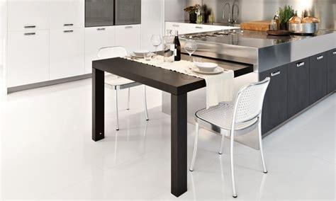 tavolo a scomparsa tavolo cucina a scomparsa 60 images mobili con