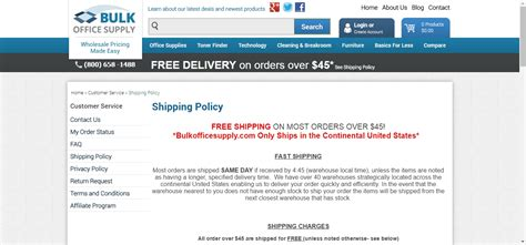 discount office supplies with free shipping