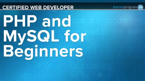 tutorial php and mysql for beginners php mysql for beginners for mac os x 10 7 ringkhalen