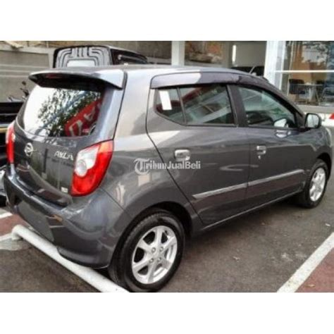 Tv Mobil Ayla Murah new daihatsu ayla tahun 2016 warna merah silver putih hitam murah jakarta dijual tribun