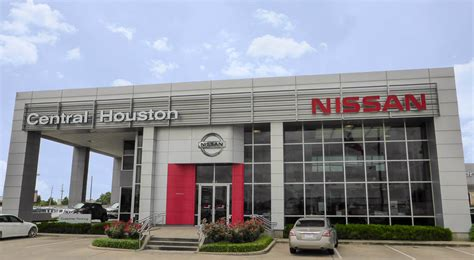 houston nissan dealers central houston nissan new and used nissan dealer
