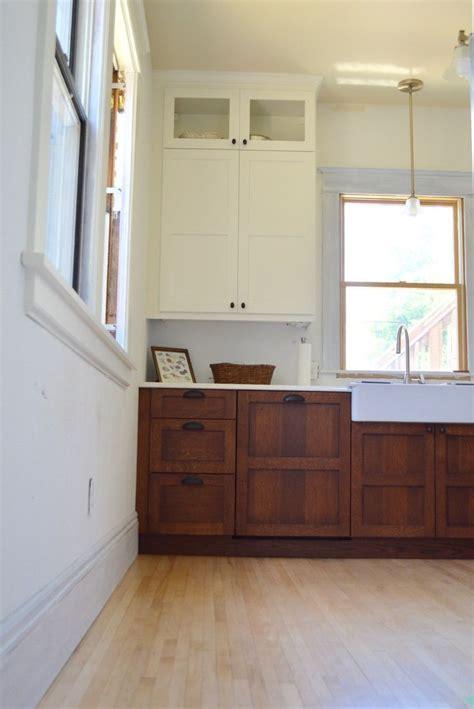 scherr s rta cabinets review craftsman kitchen update scherr s cabinets white and