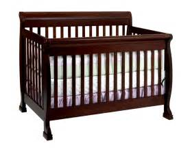 Convertible Baby Crib Davinci Kalani 4 In 1 Convertible Baby Crib Espresso W Toddler Rails M5501q