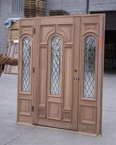 Mahogany Exterior Doors Wholesale Exterior Solid Wood Mahogany Doors Cl 670