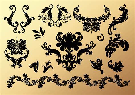 victorian design elements vector victorian graphics vector art graphics freevector com