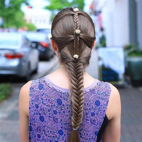 ideas  heart braid  pinterest heart hair braided hairstyles tutorials