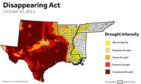 tex server ok oklahoma drought all but climate central