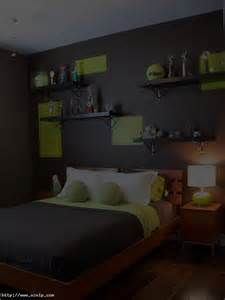 Green And Grey Bedroom minimalist bedroom design fancy lime green and grey