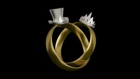Wedding Logo Animation by Wedding Rings Animation Conceptual Design With 19th