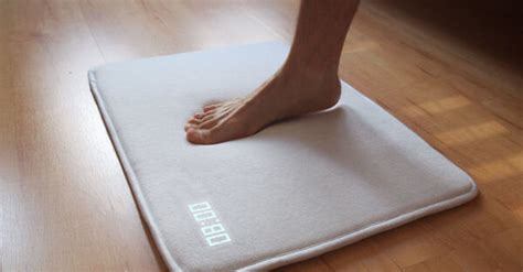 alarm rug this rug alarm clock won t stop until you actually get out of bed