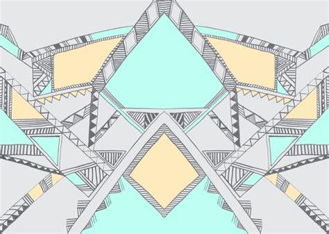 pastel pattern aztec aztec print illustrations iphone cases vasare nar art