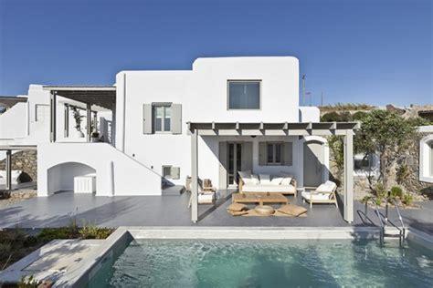 greek home designs four breathtaking greek villas