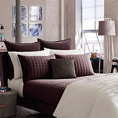 kenneth cole bedding buy kenneth cole reaction home landscape twin coverlet