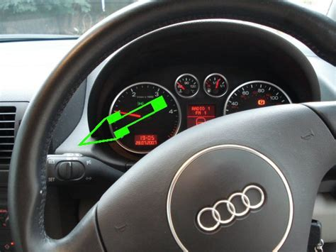 electronic toll collection 2006 audi tt parental controls service manual how to set 2006 audi s8 cruise control on a the column cruise control audi tt