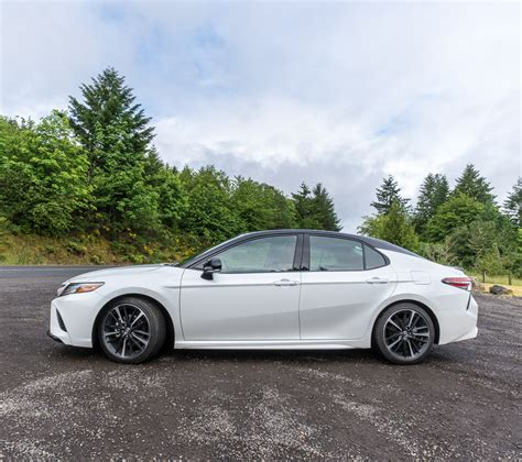 Toyota Camry Xse V6 Driven 2018 Toyota Camry Xse The Awesomer