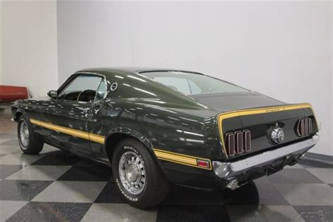 Mach 1 Mustang Automatic by 1969 Ford Mustang Mach 1 Cobra Jet Fastback 1969 Mach 1