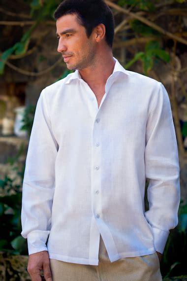 Line Longshirt s linen sleeve italian shirt island importer