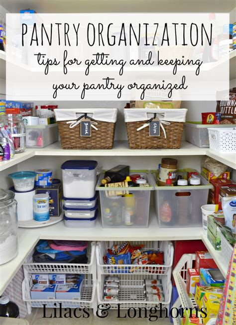 pantry organization tips 7 mantras for organizing your pantry lilacs and