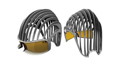 Helmet Design Calculations | introducing the brain slicer helmet autoevolution