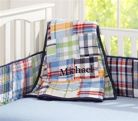 Madras Crib Bedding Best 25 Madras Nursery Ideas On Transportation Nursery Bedroom Wallpaper Plaid And