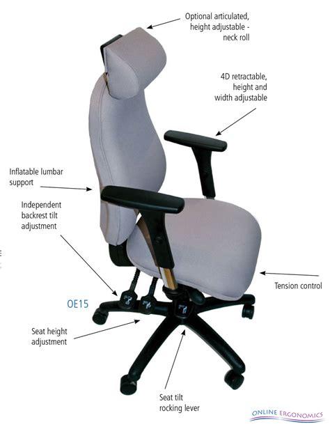 stuhl ergonomisch oe15 ergonomic chair ergonomics