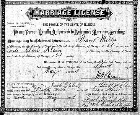 Marriage License Records Indiana Marriage License Records Durham Nc
