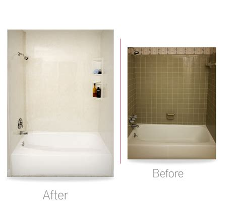 Bathroom Remodeling Ideas Small Bathrooms by Before Amp After Bathroom Remodeling Ideas Peoria