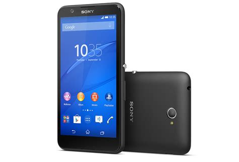 sony xperia e4 specifications smart techiee