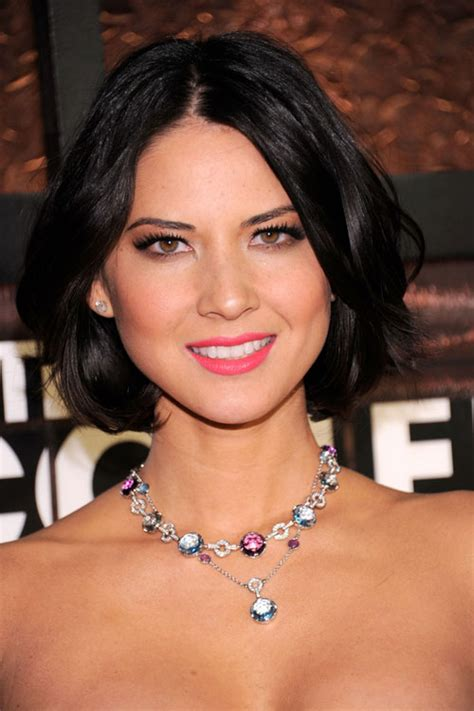 long bobs with dark hair 20 celebrity hairstyles for short hair 2012 2013 short