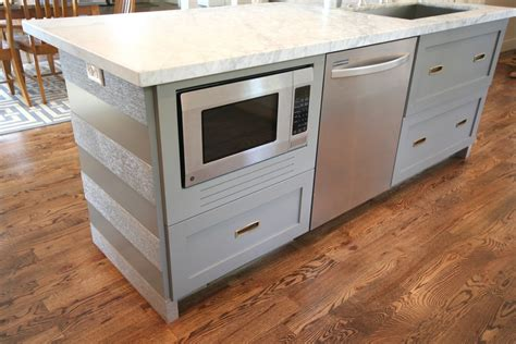 Can Countertop Microwaves Be Built In by Design Dump How To A Built In Microwave