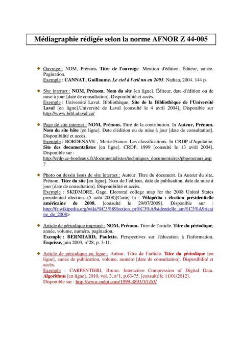 Exemple De Lettre Norme Afnor calam 233 o m 233 diagraphie r 233 dig 233 e selon la norme afnor z 44