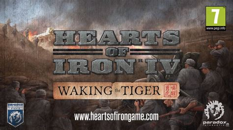 Waking The Tiger hoi4新dlc waking the tiger 発表 simulationian