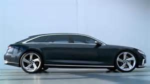 audi a9 prologue avant is this design