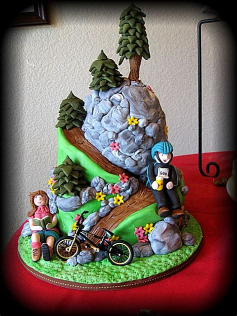 Cake Decoration Bicycle by 17 Best Images About Bicycle Cake Ideas On